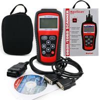 Wholesale EOBD OBD2 OBDII Car Scanner Auto Diagnostic Live Data Code Reader Check Engine