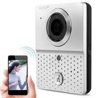 Wholesale Doorbell With Smartphone Control Wireless WIFI Door Bell Camera Infercom