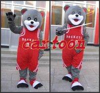 adult honey bear costume - Factory Outlets Hot Sale white mouth honey bear Halloween Fancy Dress Cartoon Adult Animal Mascot Costume