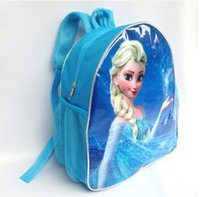 Wholesale Blue CM MINI bag Princess Children Backpack Rucksack Kids bags