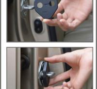 Wholesale Door Striker lock protect Cover for Kia Sportage R Set M5282