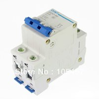 Wholesale C60 Earth Leakage Circuit Breaker P N AC230 V A A mA order lt no track