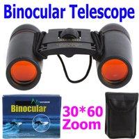 Wholesale Hot Sale Promotions X60 Zoom Mini Binoculars Telescope Folding Day m m