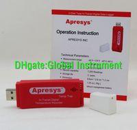 Wholesale APRESYS DISPOSABLE TEMPERATURE RECORDER USB Data Logger In Transit D99