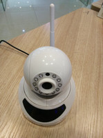 Wholesale HD IP P Video alarm camera Wifi IR Night Vision Pan Tilt zoom Magapixel Wireless P2P ptz IP Camera