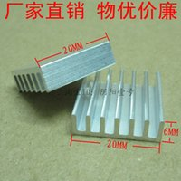Wholesale Mm Heatsink Electronic Heat Sink Cpu Cooler Aluminum Radiator