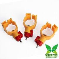 Wholesale Steel column bag chicken nipple drinking automatic water feeder chicken autodrinker