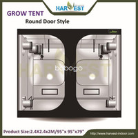 Wholesale Grow tent hydroponic systems hydroponic plants tent Grow tent hydroponic systems hydroponic grow tent systems size x240x200cm