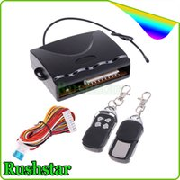 Wholesale Hot New Keyless Entry System Universal Car Kit Remote Control Central Locking Door Lock