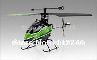 rc helicopter body - wltoys V911 V911 G channel mini rc helicopter Body BNF GreenColor