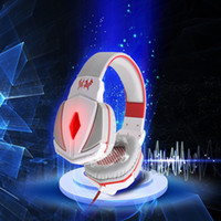 pc games - EACH G4000 Stereo Gaming Headset Noise Canceling Headphones with Mic Headband Volume Control for PC Games PS3 V765