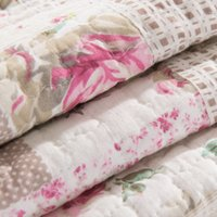 algodon cotton - Quilted Bedsheet Cubrecamas Quilt Algodon Handmade Cotton Quilted Coverlets