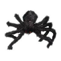 bar decoration manufacturers - Halloween props bar supplies manufacturers Decorations whole person black plush spider flower spider variety