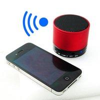 Wholesale Mini Wireless Bluetooth Handfree Mic Stereo Super Bass Speaker Support TF Micro SD card