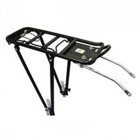 Wholesale 1 x Bike Bicycle Cycling Alloy V Brake Rear Bag Pannier Rack Seat Post Frame Carrier