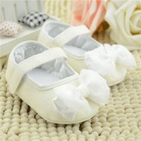 baptism shoes boys - White flower baby shoes headband set Christening and baptism crib shoes newborn shoes princess shoes