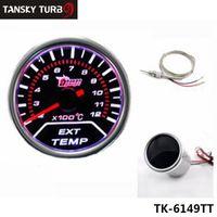 Wholesale Tansky Universal Cars Vehicle Meter Gauge quot mm Car Exhaust Gas Temperature EGT Gauge auto gauge car meter TK TT