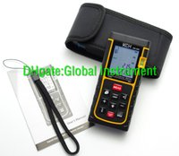 Wholesale 80m ft in Mini Digital Laser Distance Meter Range Finder Diastimeter KCH SW E80