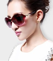 Wholesale Genuine polarized sunglasses female star models big box fashion sunglasses female tide UV sunglasses female models