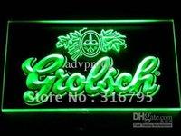 007 - 007 g Grolsch Beer Bar Pub Club NEW Neon Light Sign