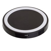 advanced iphone - 2016 Newest Advanced Qi Wireless Charger Cell phone Mini Charge Pad For Iphone Samsung Galaxy with retail package Free DHL