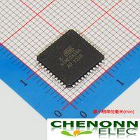 Computer avr microcontrollers - 10PCS ATMEL AVR ATMEGA16A AUR Atmel bit Microcontrollers MCU High quality NEW