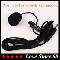 Wholesale Microphone Certified Dagee Mini Products DG MIC Portable Cord Line For Micor High Quality Hot Sale