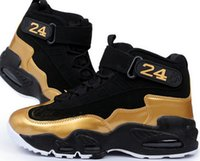 griffey shoes - discount branded Ken griffey men basketball shoes male sports Running shoes size