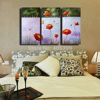 artist houses - Handmade Modern Abstract Oil Painting On Canvas House Painting Decor Direclty From Artist JYJATH038