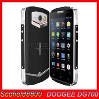 Wholesale DOOGEE TITANS2 DG700 IP67 MTK6582 Quad Core GHz Waterproof quot Android kitkat GB GB MP OTG mAh battery WCDMA MHz