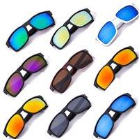 acrylic glass block - Top Grade Sunglass KEN BLOCK HELM Cycling Sports Sun Glasses Outdoor Brand Black Skin Ken Block Sunglasses GLS