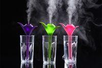 Wholesale newest Mini usb humidifier ultrasonic humidifier air humidifier Anion aromatherapy essential oil aroma diffuser
