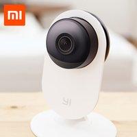 Wholesale Original Xiaomi Camera Xiaoyi Wireless Wifi Smart Camera Home Monitoring Webcam Camera for iPhone Samsung Smartphone Tablet PC