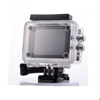 Wholesale IN STOCK SJ5000 Upgraded WIFI wireless Action Camera P FPS Waterproof Camera with inch display