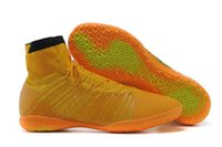 Wholesale new arrival Elastico Superfly TF indoor soccer shoes Euro size with free shoe bag