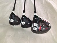 Wholesale R15 Full Set R15 Golf Clubs Driver Fairway Woods Irons Regular Stiff Flex Graphite Steel Shaft Golf Clubs Set With Head Cover