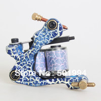 art work toppings - New High quality Top Tattoo Machine Gun Wrap Coils for Shader Works tattoo amp body art