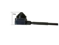 Wholesale New TV Line HD Tiny Mini Small CCTV Pin Hole Spy Camera with microphone