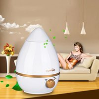Wholesale Air Humidifier Ultrasonic Aroma Diffuser Humidifier for home Essential Oil Diffuser Mist Maker Fogger Multifunction Humidifier