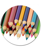 Wholesale AIHAO Color Wooden Pencil Water Soluble Students Children Graffiti Drawing Painting Sketching Writing Non toxic Tasteless High quality Safe