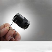 Wholesale 1pc High Quality x17 Subminiature Black Mini Pocket High Power Monocular Telescope New Arrival BZ673906
