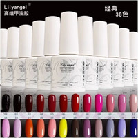 Wholesale factory direct Hot Selling Soak off UV Nail Gel Polish ml LED Gel Nail Art High Quality UV Gel Nail Polish Long Lasting Days