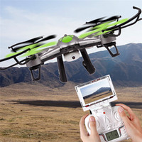 Wholesale RC Quadcopter Airplane drones skywalker mini drone HD MP Camera JJRC H9D FPV high quality