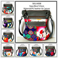 Wholesale 2016 Hot Sale New Fashion Spain brand bag womens messenger shoulder bag Female Casual Canvas Handbag Crossbody bag