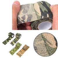 Wholesale Hot Sales Office Adhesive Tapes Hunting Camouflage Stealth Tape Polyester Total Length M Width CM CX322