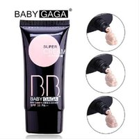 bb cream high spf - High Quality Color Korea Makeup Skin Care Smooth Moisturizing BB Magic Cream Cosmetic Liquid Foundation SPF PA