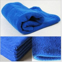 rectangle auto wash products - 30 CM Microfiber car cleaning cloth wash towel products dust tools car washer auto supplies car accessories