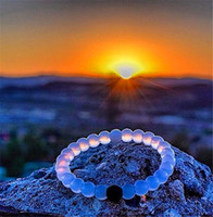 Wholesale Pink White Blue Silicone Bracelets Mud and Water Black and White beads lokai Silicone Bracelet Gift Jewelry Find Your Balance Lokai