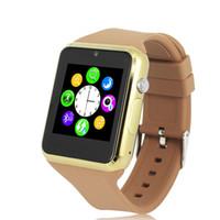 wrist support - Original ZGPAX S79 Bluetooth smart watch Phone for Samsung android iphone support SMI TF men women sport wristwatch