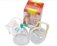 pic show breast massager - Professional Vacuum Cupping Body Massager Breast Enhancement Fat Cups Massager Big Size